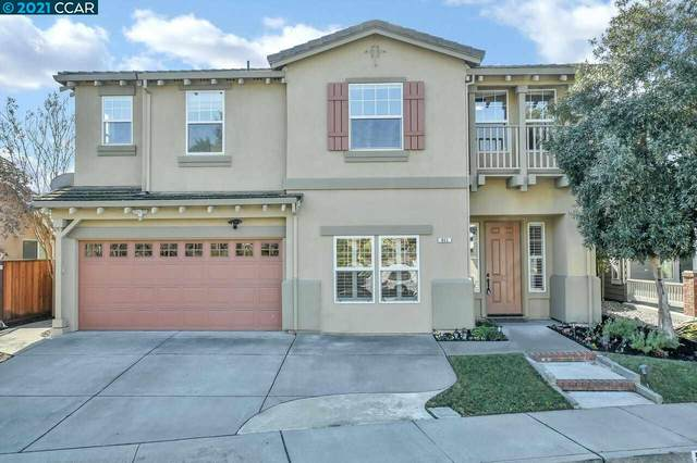 933 Toulouse Way, Martinez, CA 94553 (#CC40935538) :: Real Estate Experts