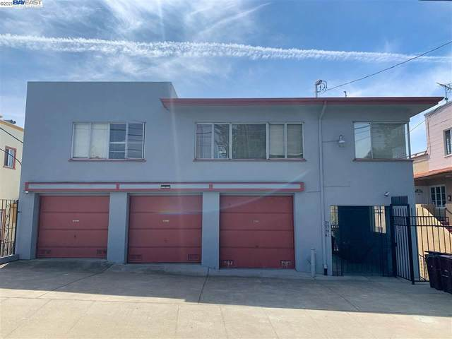 37-39 Home Place East, Oakland, CA 94610 (#BE40938645) :: Intero Real Estate