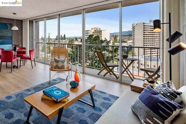 1 Kelton Ct 3F, Oakland, CA 94611 (#EB40940080) :: The Sean Cooper Real Estate Group