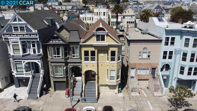 1552 Fulton, San Francisco, CA 94117 (#CC40942620) :: RE/MAX Gold