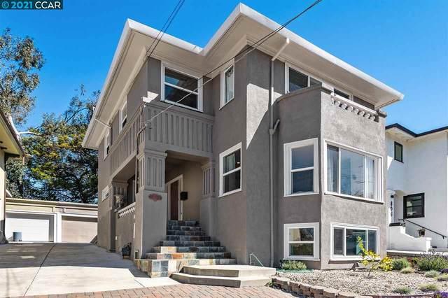800 Macarthur Blvd, Oakland, CA 94610 (MLS #CC40942368) :: Compass