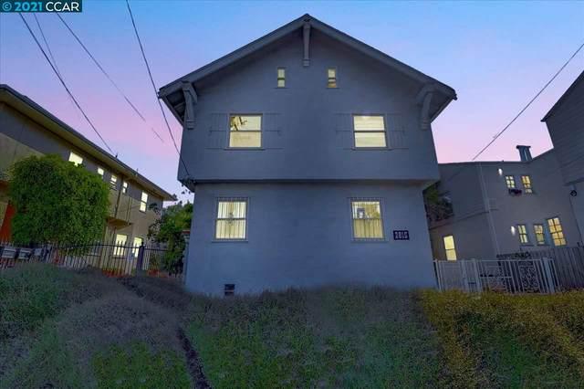 2815 College Ave, Berkeley, CA 94705 (#CC40943998) :: The Gilmartin Group