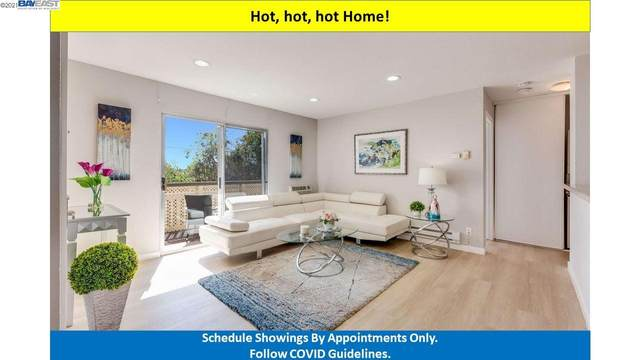 4092 Abbey Ter 228, Fremont, CA 94536 (#BE40943979) :: The Realty Society