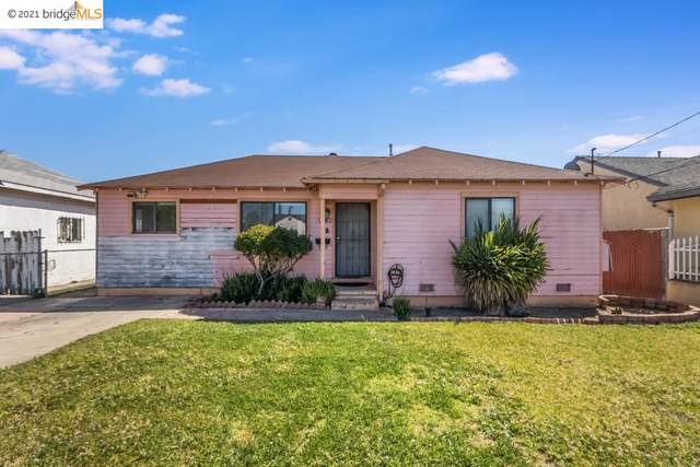 9932 Hesket Rd, Oakland, CA 94603 (#EB40945358) :: Intero Real Estate