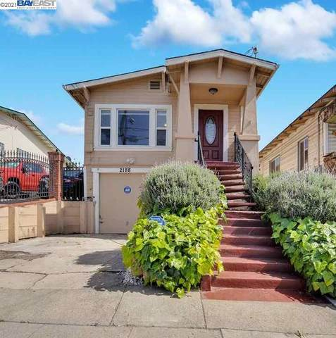 2188 Ransom Ave, Oakland, CA 94601 (#BE40945564) :: The Sean Cooper Real Estate Group
