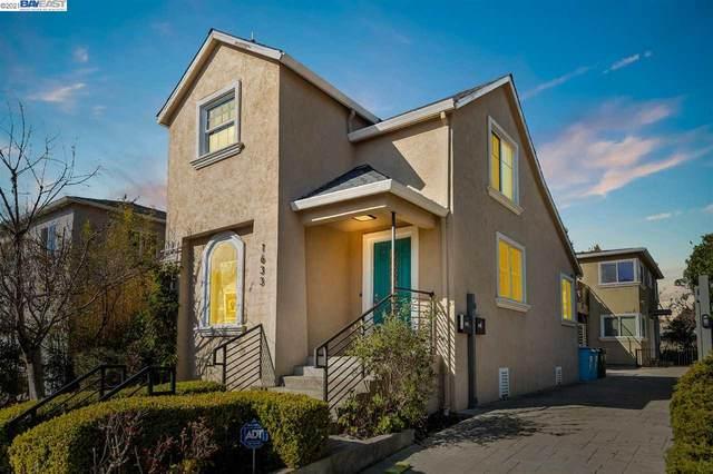 1633 Stuart St, Berkeley, CA 94703 (#BE40945964) :: The Gilmartin Group