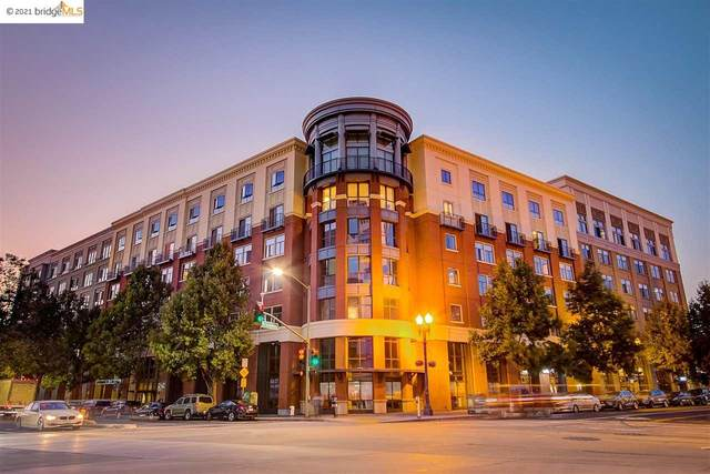 438 W Grand Ave 424, Oakland, CA 94612 (#EB40947860) :: The Kulda Real Estate Group