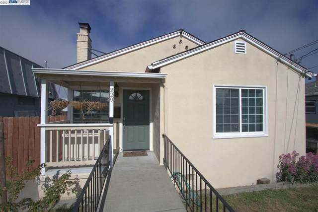 229 25th St, Richmond, CA 94804 (#BE40948062) :: Schneider Estates