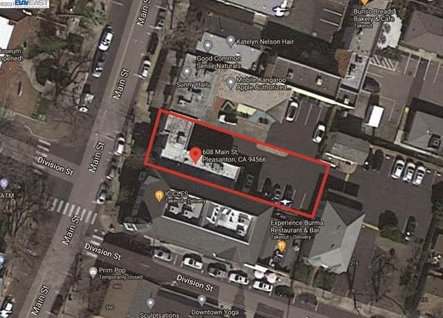 608 Main St, Pleasanton, CA 94566 (#BE40948229) :: Alex Brant