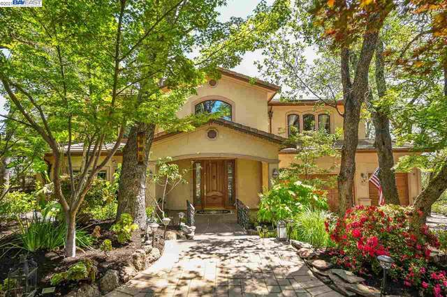 353 Castle Crest Rd, Alamo, CA 94507 (#BE40946786) :: The Goss Real Estate Group, Keller Williams Bay Area Estates