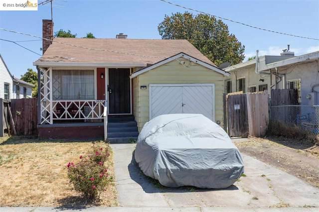 1832 99th Avenue, Oakland, CA 94603 (#EB40950905) :: Real Estate Experts