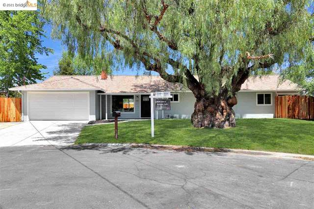 181 Clarie Dr, Pleasant Hill, CA 94523 (#EB40950948) :: Real Estate Experts
