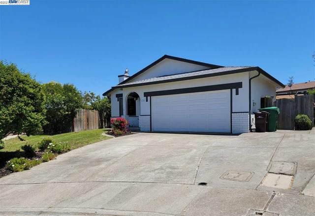 23224 Ernest Court, Hayward, CA 94541 (#BE40951611) :: Real Estate Experts
