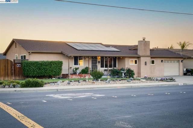 1293 El Dorado Drive, Livermore, CA 94550 (#BE40952450) :: Real Estate Experts