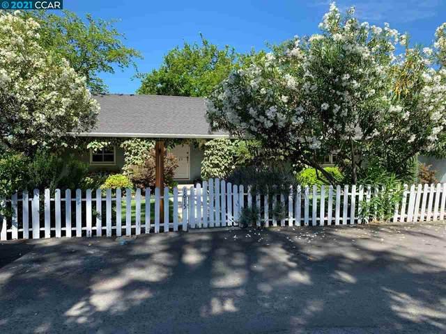 1615 Mccarl Ln, Concord, CA 94519 (#CC40952734) :: The Kulda Real Estate Group