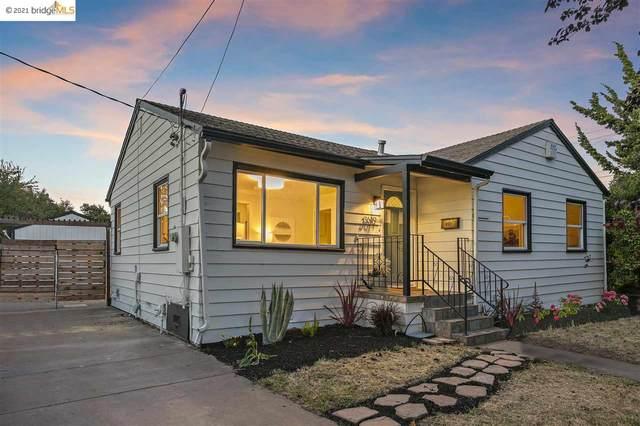 3619 Roosevelt Ave, Richmond, CA 94805 (#EB40953354) :: The Goss Real Estate Group, Keller Williams Bay Area Estates