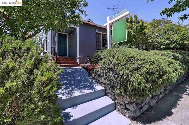 3001 Maple Ave, Oakland, CA 94602 (#EB40953796) :: The Kulda Real Estate Group
