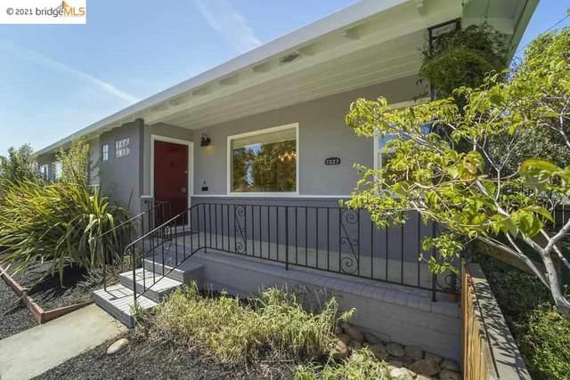 7027 Central Ave, El Cerrito, CA 94530 (#EB40954033) :: The Goss Real Estate Group, Keller Williams Bay Area Estates