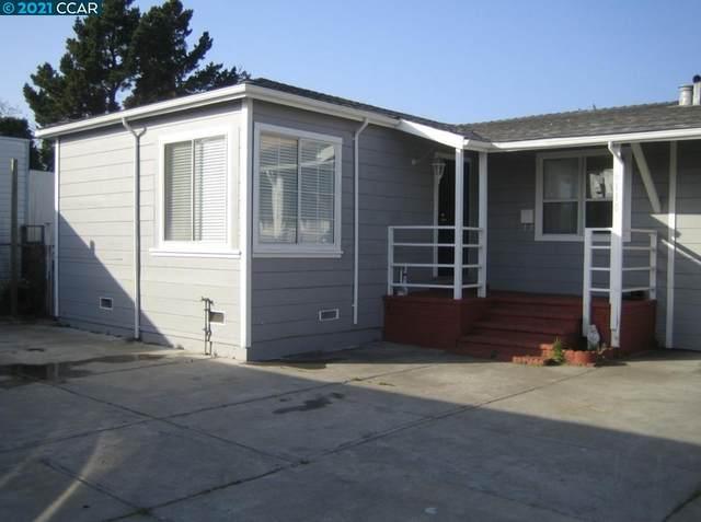 6110 E 17Th St, Oakland, CA 94621 (#CC40954474) :: The Kulda Real Estate Group