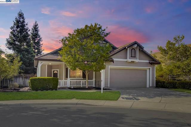 125 Gold Rush Ct, Clayton, CA 94517 (#BE40956474) :: Paymon Real Estate Group