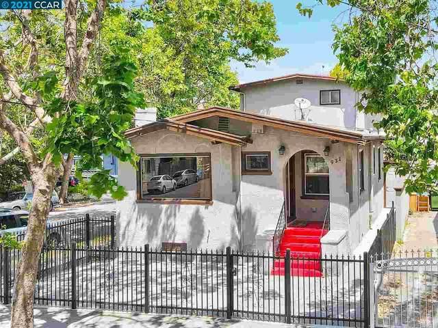 931 Bancroft Way, Berkeley, CA 94710 (#CC40957410) :: Schneider Estates