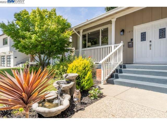 1315 Dunnock Way, Sunnyvale, CA 94087 (#BE40957510) :: Real Estate Experts