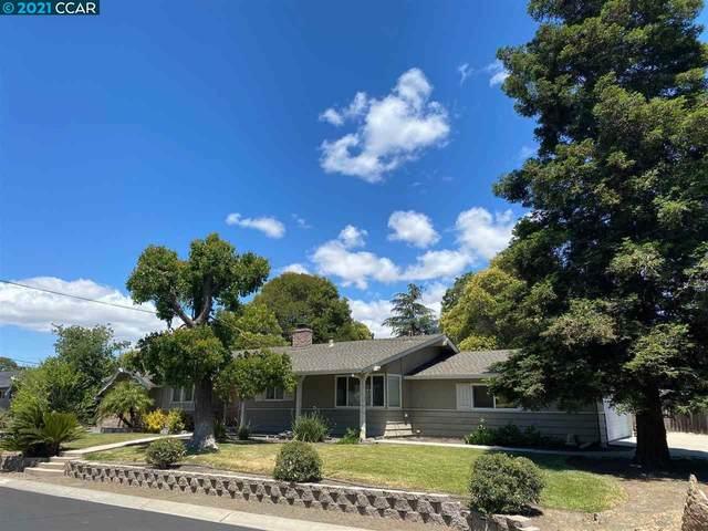 475 Le Jean Way, Walnut Creek, CA 94597 (#CC40957741) :: Real Estate Experts