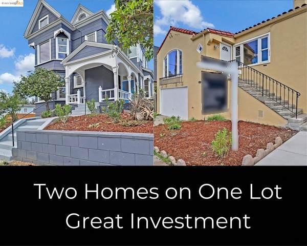 1122 E 21St St, Oakland, CA 94606 (#EB40957786) :: The Goss Real Estate Group, Keller Williams Bay Area Estates