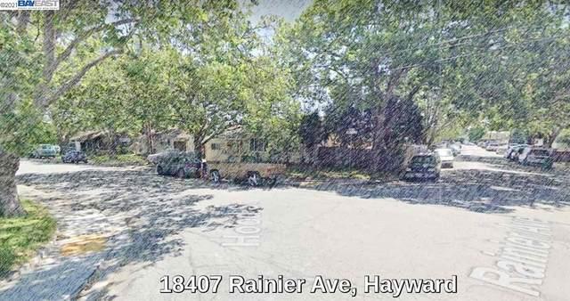 18407 Rainier Ave, Hayward, CA 94541 (#BE40958354) :: Real Estate Experts