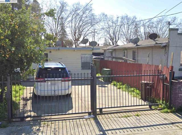 2546 109Th Ave, Oakland, CA 94603 (#BE40959520) :: The Gilmartin Group