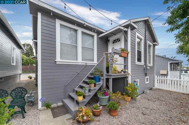 5512 Beaudry St, Emeryville, CA 94608 (#CC40960076) :: The Gilmartin Group