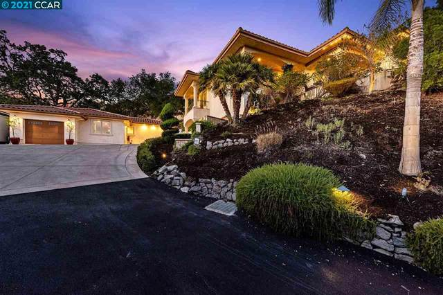 2470 Caballo Ranchero Dr, Diablo, CA 94528 (#CC40960200) :: The Kulda Real Estate Group