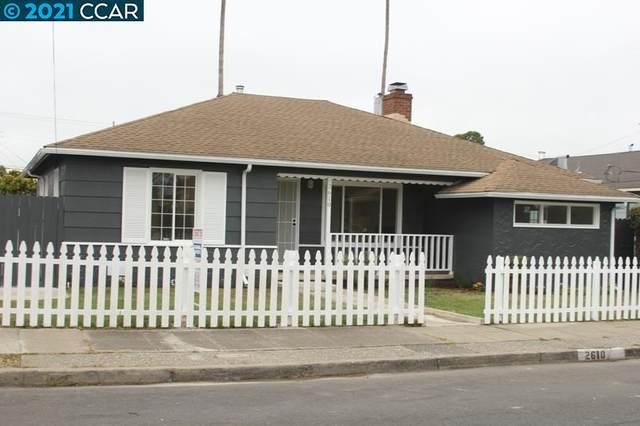 2610 Esmond Ave., Richmond, CA 94804 (#CC40960430) :: The Gilmartin Group