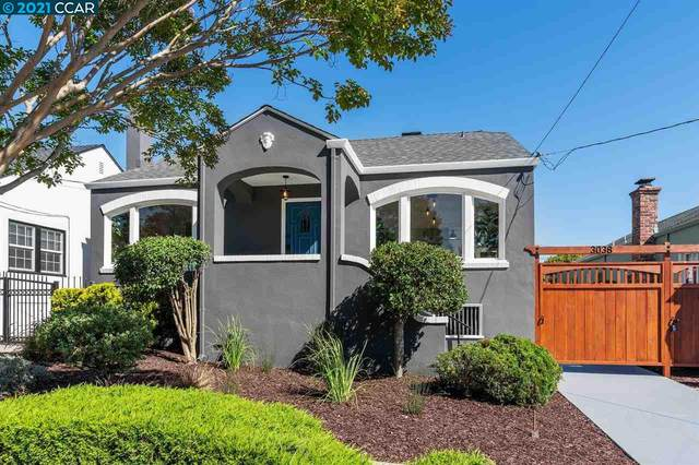 3038 Millsbrae Ave, Oakland, CA 94605 (#CC40960588) :: The Gilmartin Group
