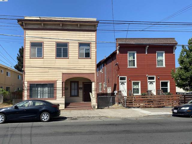 1543 Sherman St, Alameda, CA 94501 (#BE40962898) :: The Goss Real Estate Group, Keller Williams Bay Area Estates