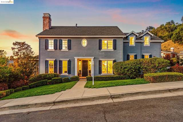 15 Woodside Glen Court, Oakland, CA 94602 (#EB40963556) :: Schneider Estates
