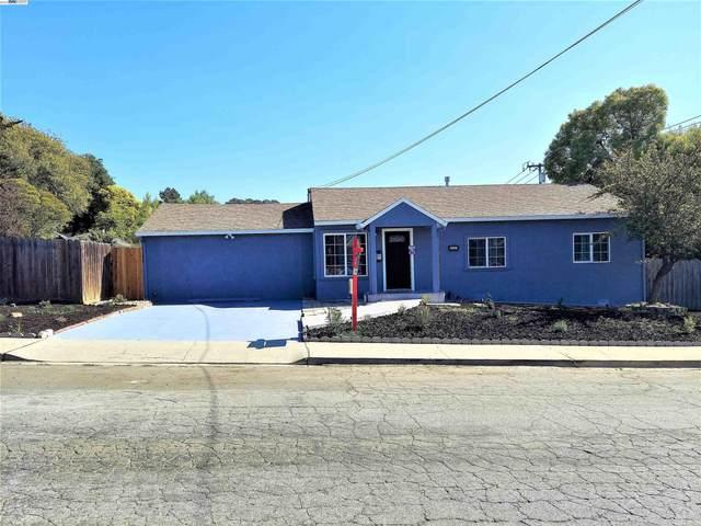 2527 Hermosa Terrace, Hayward, CA 94541 (#BE40964784) :: Robert Balina   Synergize Realty