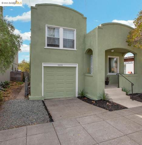 1636 Stannage Ave, Berkeley, CA 94702 (#EB40965220) :: Real Estate Experts