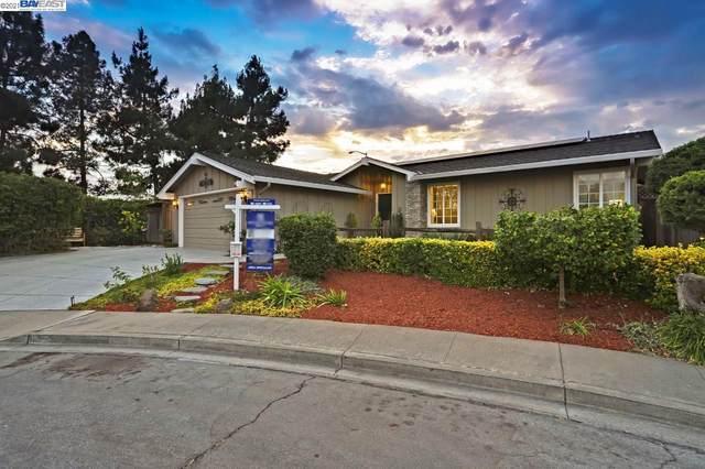 5335 Surrey Ct, Newark, CA 94560 (#BE40966621) :: Intero Real Estate