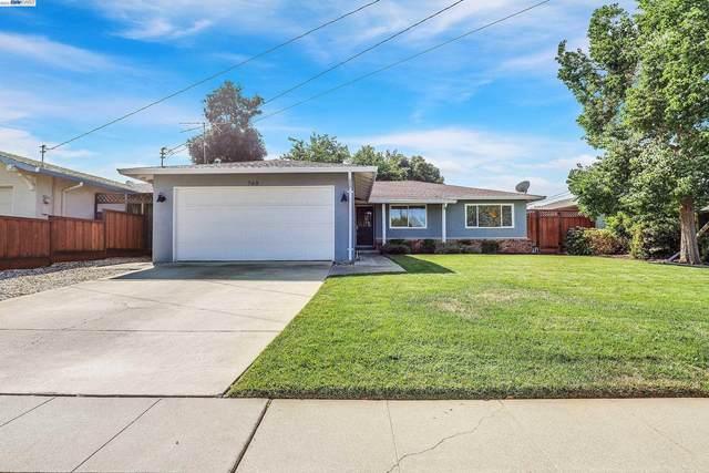 763 Del Mar Ave, Livermore, CA 94550 (#BE40967225) :: Schneider Estates