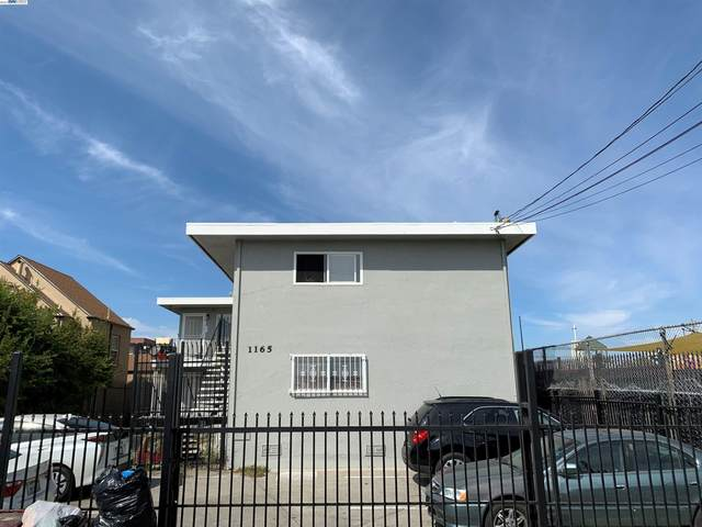 1165 71st Ave, Oakland, CA 94621 (#BE40969303) :: The Kulda Real Estate Group