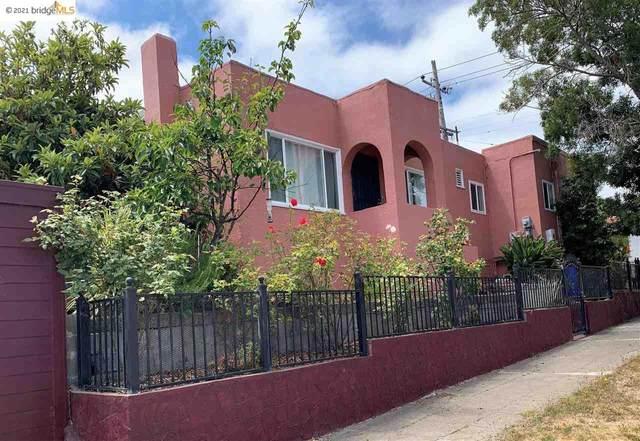 2007 E 19Th St, Oakland, CA 94606 (#EB40970422) :: Strock Real Estate