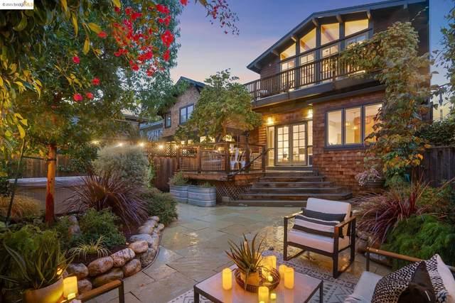 455 Hudson St, Oakland, CA 94618 (#EB40971644) :: The Kulda Real Estate Group