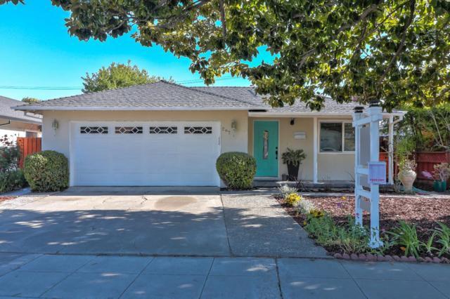 267 Alturas Ave, Sunnyvale, CA 94085 (#ML81701345) :: Astute Realty Inc