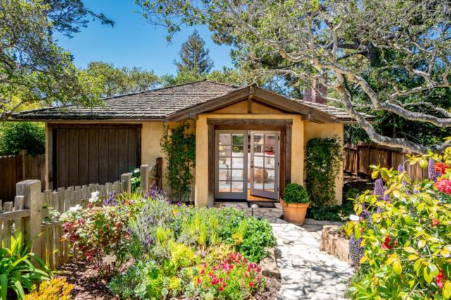 0 Guadalupe Sw Corner Ocean Ave, Carmel, CA 93921 (#ML81701979) :: The Goss Real Estate Group, Keller Williams Bay Area Estates