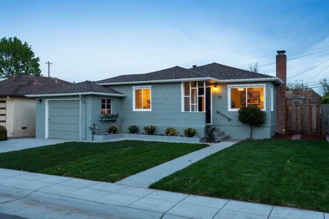 216 San Miguel Way, San Mateo, CA 94403 (#ML81702027) :: The Kulda Real Estate Group