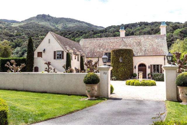 22 Scarlett Rd, Carmel Valley, CA 93924 (#ML81702501) :: The Kulda Real Estate Group