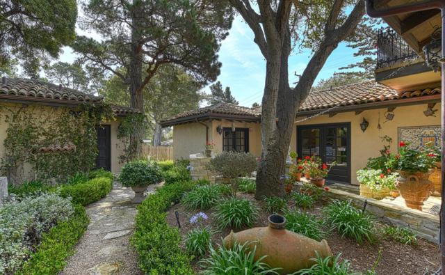 NE Corner Mission And 12th St, Carmel, CA 93921 (#ML81702985) :: Brett Jennings Real Estate Experts