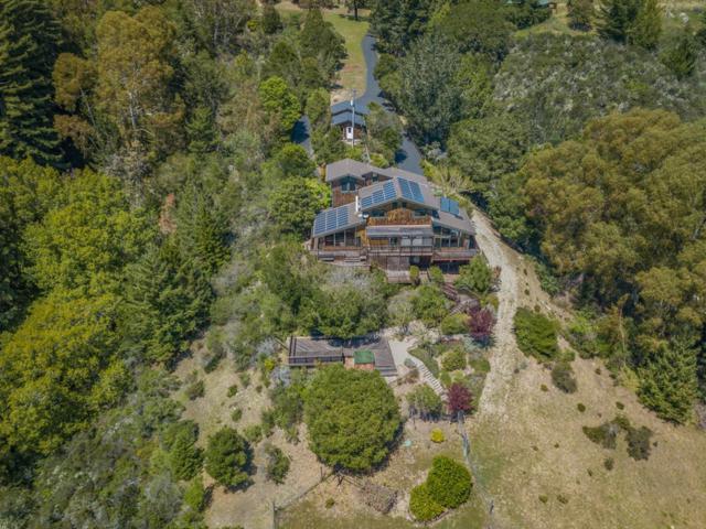 345 Rider Ridge Rd, Santa Cruz, CA 95065 (#ML81703388) :: The Dale Warfel Real Estate Network