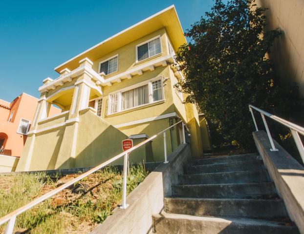 3220 Park Blvd, Oakland, CA 94610 (#ML81704216) :: The Kulda Real Estate Group